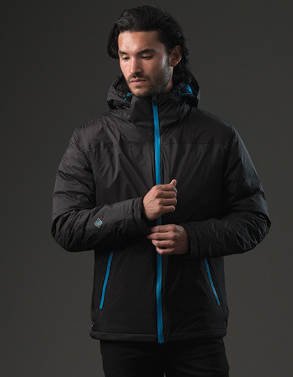 Mens Black Ice- Thermal Jacket Stormtech X-1
