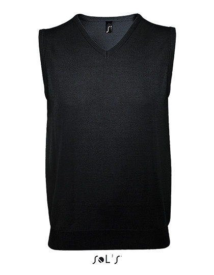Unisex Sleeveless Sweater Gentlemen SOL´S 00591 - Swetry męskie