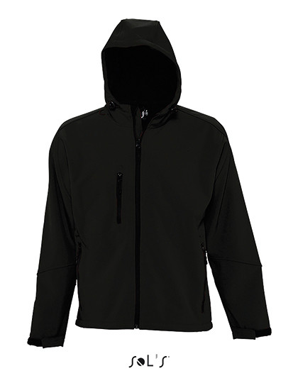 Kurtka Hooded Softshell Replay SOL´S 46602 - Soft-Shell