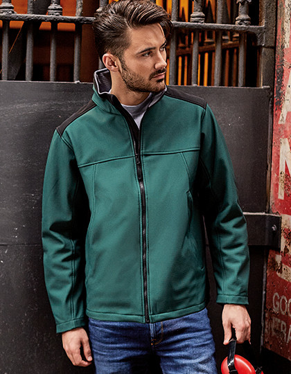 Kurtka Workwear Soft Shell Russell R-018M-0 - Kurtki (Soft-Shell)