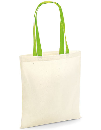 Bag for Life - Contrast Handles Westford Mill W101C - Torby na zakupy