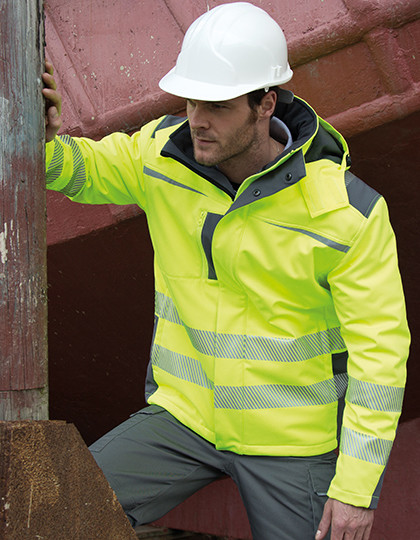 Dynamic Softshell Coat Result R331X - Kurtki (Soft-Shell)