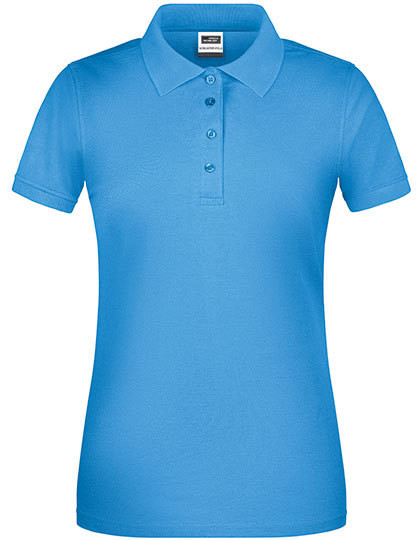 Ladies` Bio Workwear Polo James&Nicholson JN873