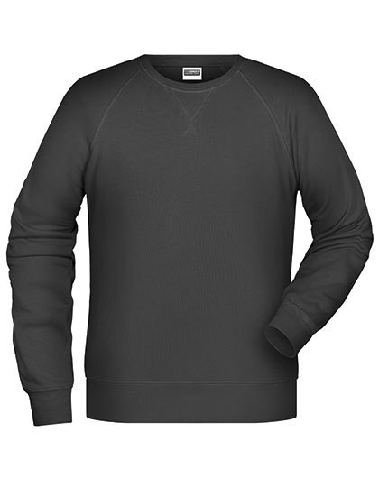 Men`s Sweat James&Nicholson 8022