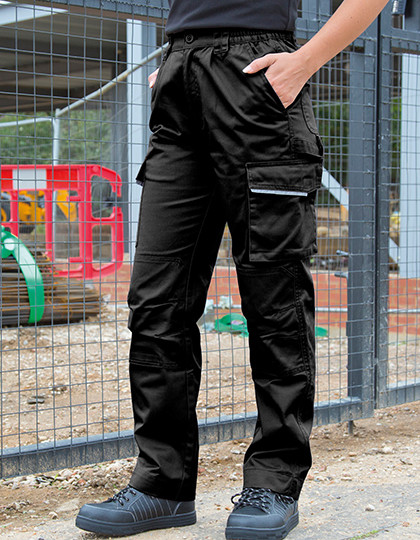 Womens Action Trousers Result WORK-GUARD R308F