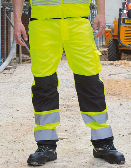 Safety Cargo Trouser Result R327X