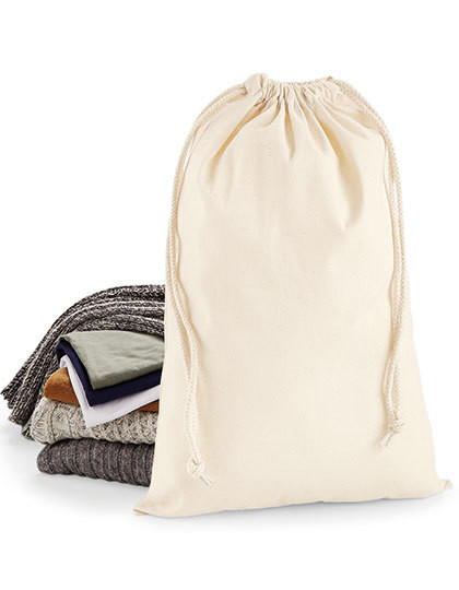 Premium Cotton Stuff Bag Westford Mill W216 - Pozostałe