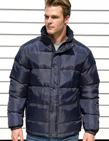 Nova Lux Padded Jacket Result Core R222X - Kurtki