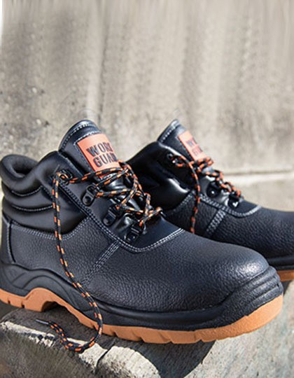 Buty Defence Safety Result WORK-GUARD R340X - Obuwie