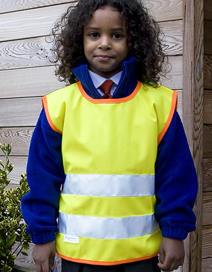Junior Safety Tabard Result R212J