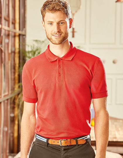 Męski Ultimate Cotton Polo Russell R-577M-0