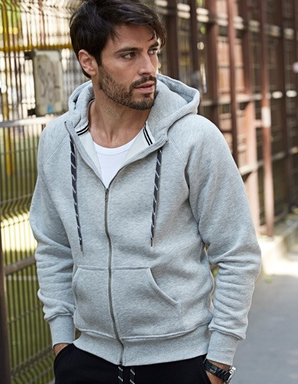 Hooded Zip-Sweat Jacket