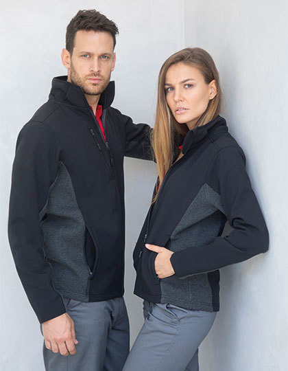 Unisex Softshell Jacket Henbury H835