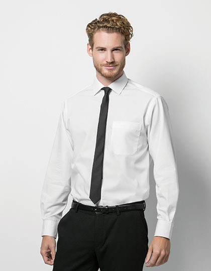 Premium Non Iron Corporate Poplin Shirt Long Sleeve