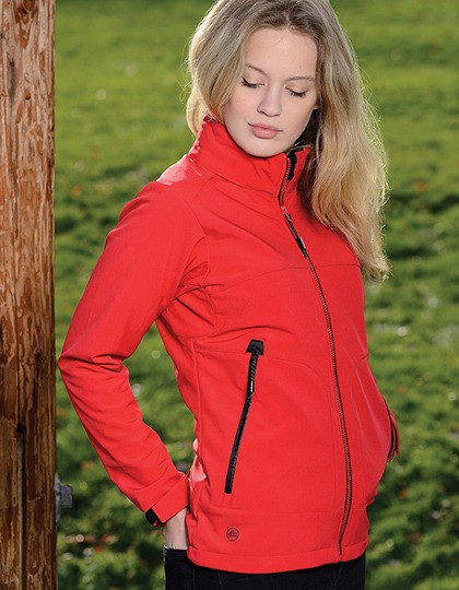 Women`s Cruise Softshell Jacket Stormtech XSJ-1W