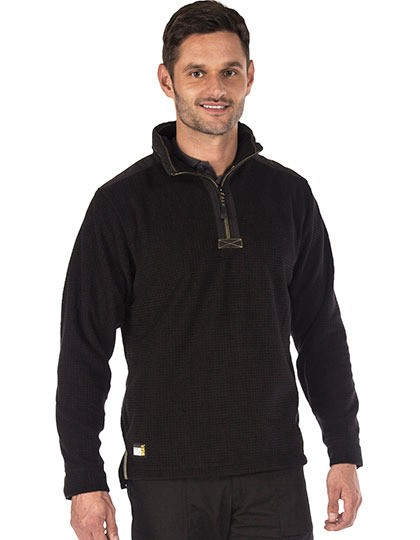 Polar Intercell Fleece Zip Sweat Regatta Hardwear TRF559