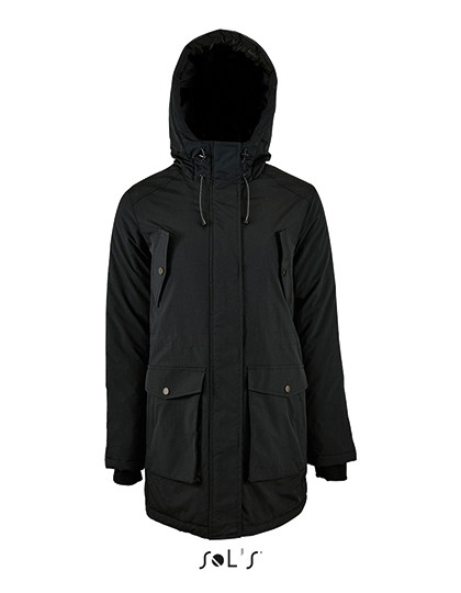 Womens Warm and Waterproof Jacket Ross SOL´S 02106 - Zimowe