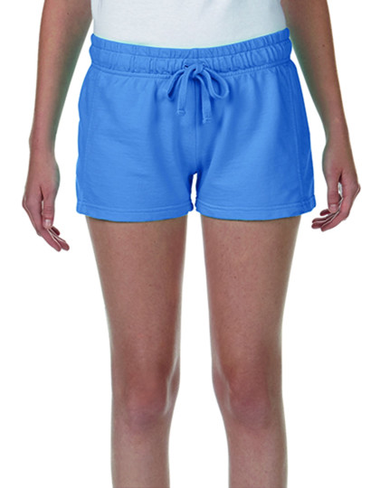 Ladies French Terry Short Comfort Colors 1537L - Spodnie długie i krótkie