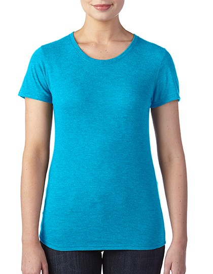 Women´s Tri-Blend Tee Anvil 6750L
