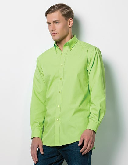 Workforce Shirt Poplin Long Sleeved