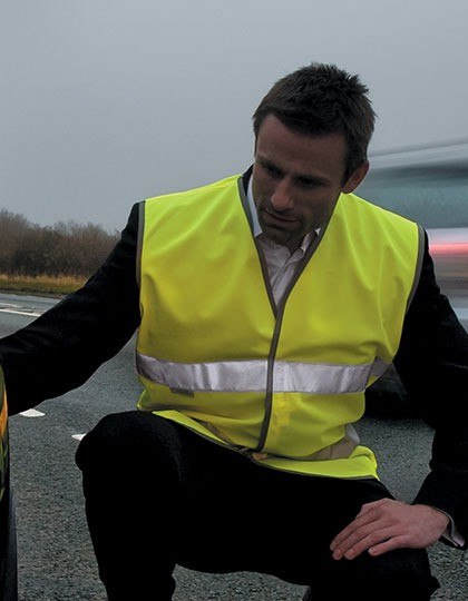 Motorist Safety Vest EN471 Result R211X
