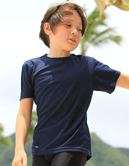 Junior Quick Dry T-Shirt SPIRO S253J