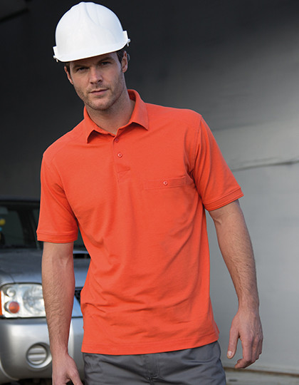 Apex Polo Shirt Result WORK-GUARD R312X - Robocza