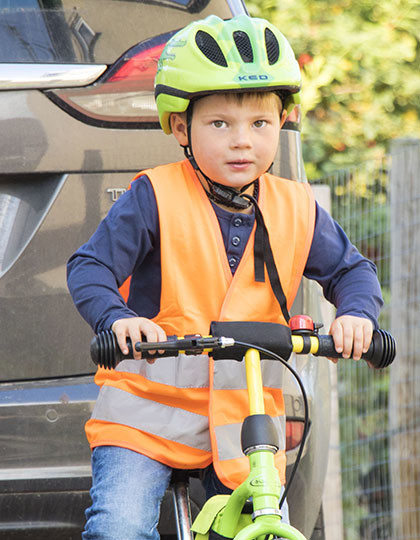 Safety Vest for children EN1150 Korntex KW