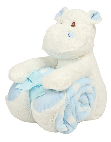 Hippo with Blanket Mumbles MM606