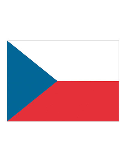 Flag Czech Repuplic   - Flagi