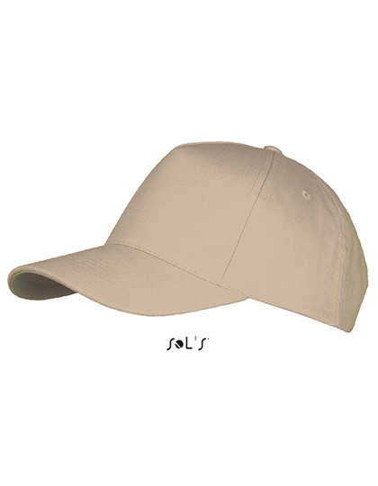 Czapka 5 Panels Long Beach SOL´S 00594 - Czapki