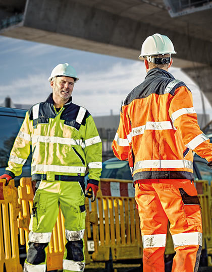 Industry Hi-Vis Jacket EN20471 Dickies SA30015