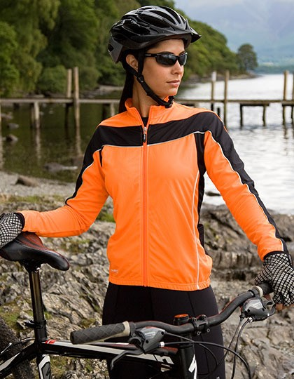 Ladies Bikewear Long Sleeve Performance Top SPIRO S255F - Odzież rowerowa