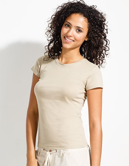 Damski Organic Cotton T-Shirt
