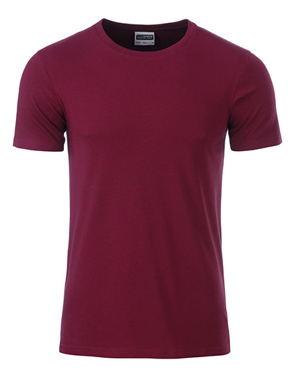 Men´s Basic-T James&Nicholson 8008