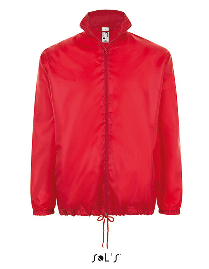 Shift Windbreaker SOL´S 01618 - Letnie