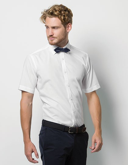 Koszula Slim Fit Business Shirt Short Sleeved