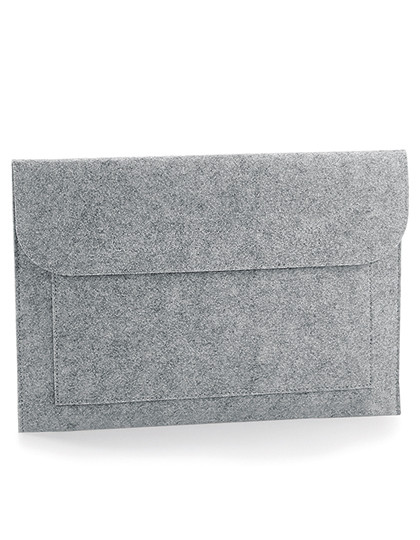 Felt Laptop / Document Slip BagBase BG726 - Torby polipropylenowe