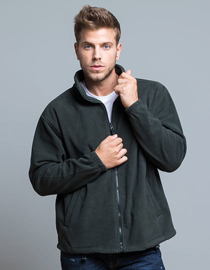Men Fleece Jacket JHK FLRA300