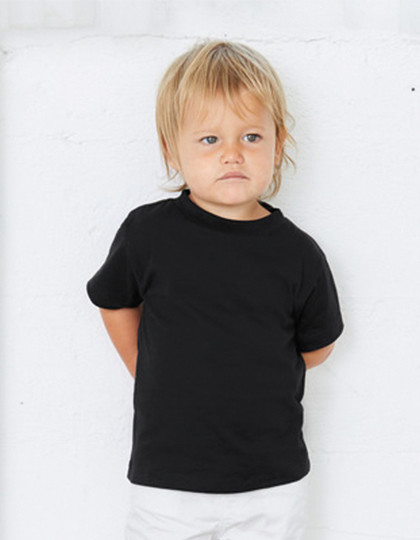 Toddler Jersey Short Sleeve Tee Canvas 3001T