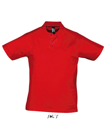 Men Polo Shirt Prescott SOL´S 11377