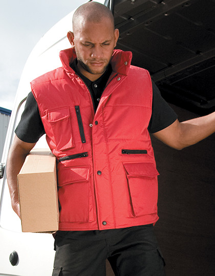 Workguard™ Lance Bodywarmer Result WORK-GUARD R127X