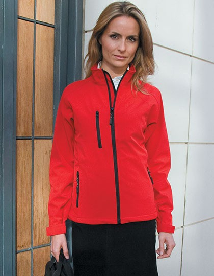 La Femme Base Layer Soft Shell Result R128F
