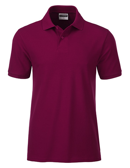 Men´s Basic Polo James&Nicholson 8010