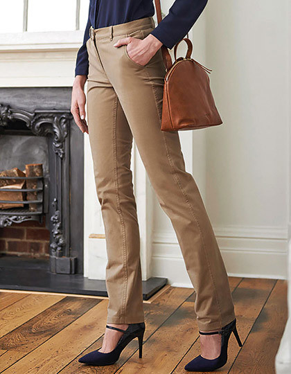 Business Casual Collection Houston Ladies` Chino Brook Taverner 2303