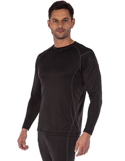 Long Sleeve Base T-Shirt Regatta Hardwear TRU117