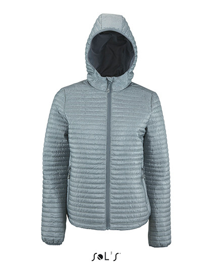 Womens Lightweight Heat-Sealed Padded Jacket Rocket SOL´S 02015 - Zimowe