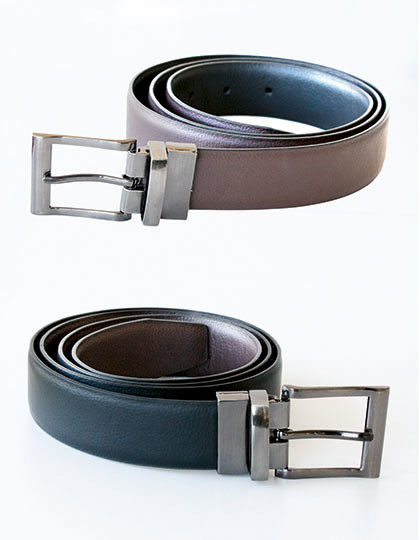 Business- and Gastronomy Reversible Belt Korntex KXGTAB - Akcesoria