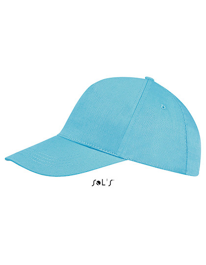 Five Panel Cap Buzz SOL´S 88119