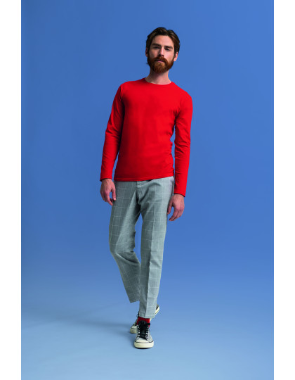 Iconic 150 Classic Long Sleeve T Fruit of the Loom 61-446-0
